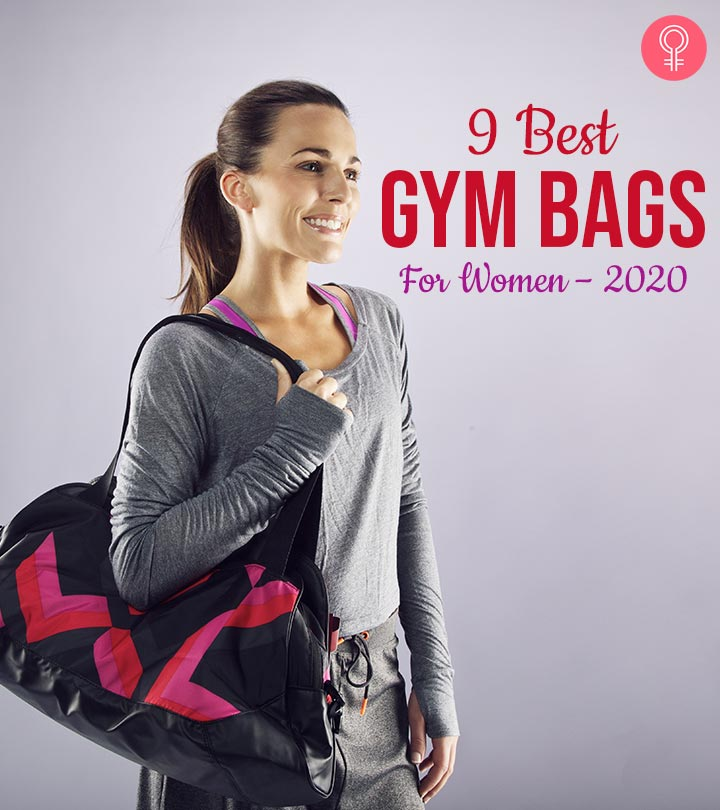 9 Best Gym Bags For Women – 2021