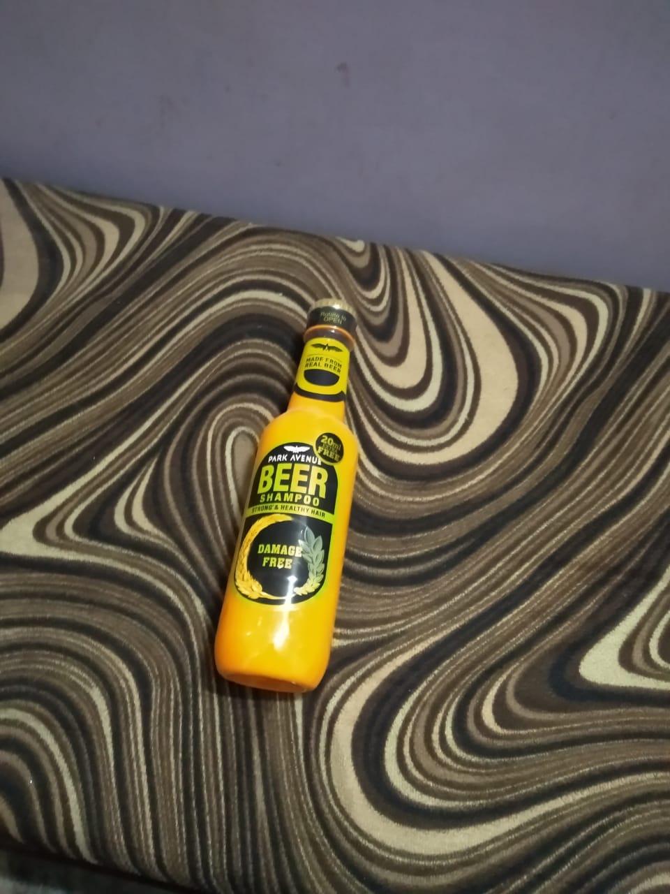 Park Avenue Beer Shampoo -Beer shampoo-By garimabagga