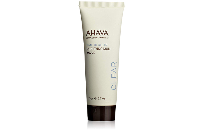 AHAVA Purifying Dead Sea
