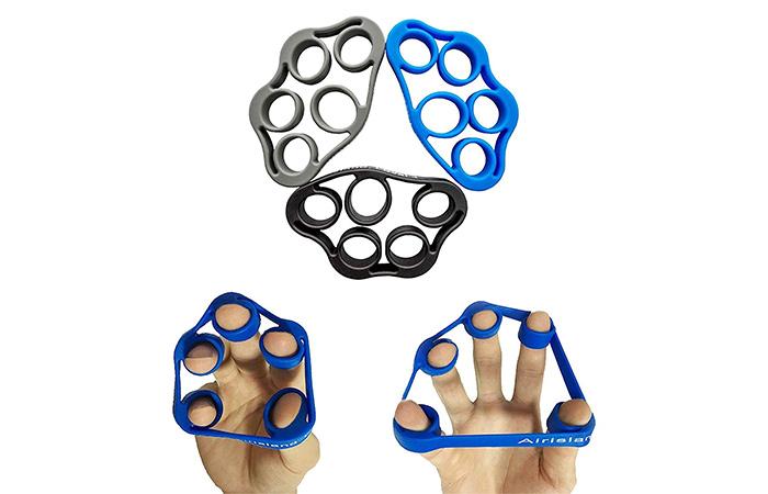 Airisland Finger Stretcher Hand Resistance Bands