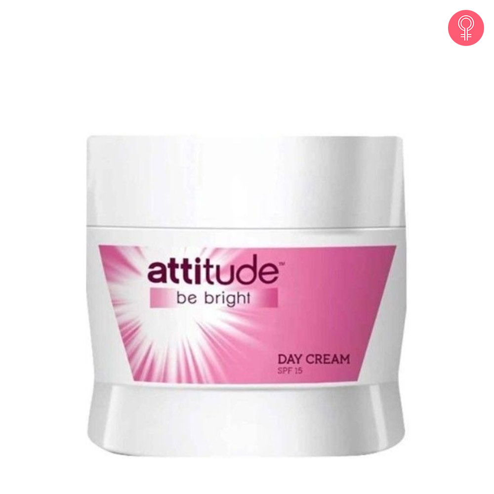 Amway Attitude Be Bright Day Cream