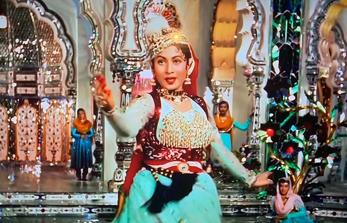 Anarkalis- Mughal-e-Azam