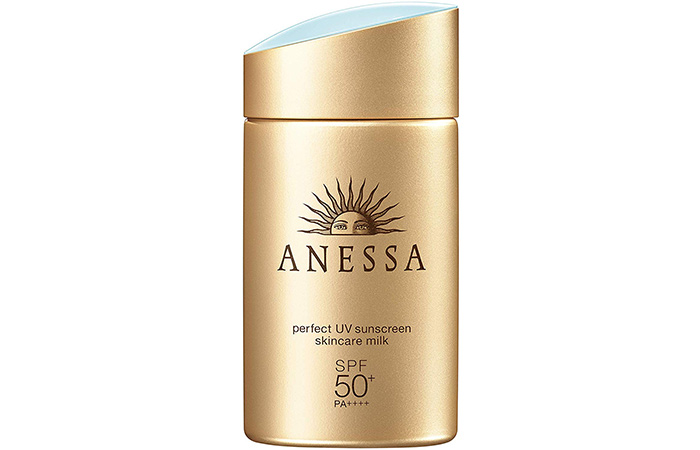 Anessa Perfect UV Sunscreen Suncare Milk (by Shiseido)