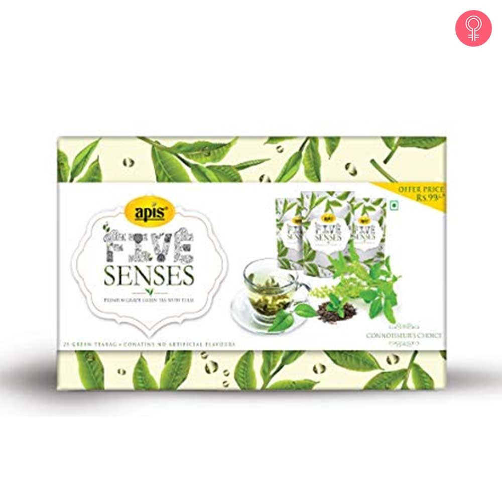 Apis Five Senses Green Tea