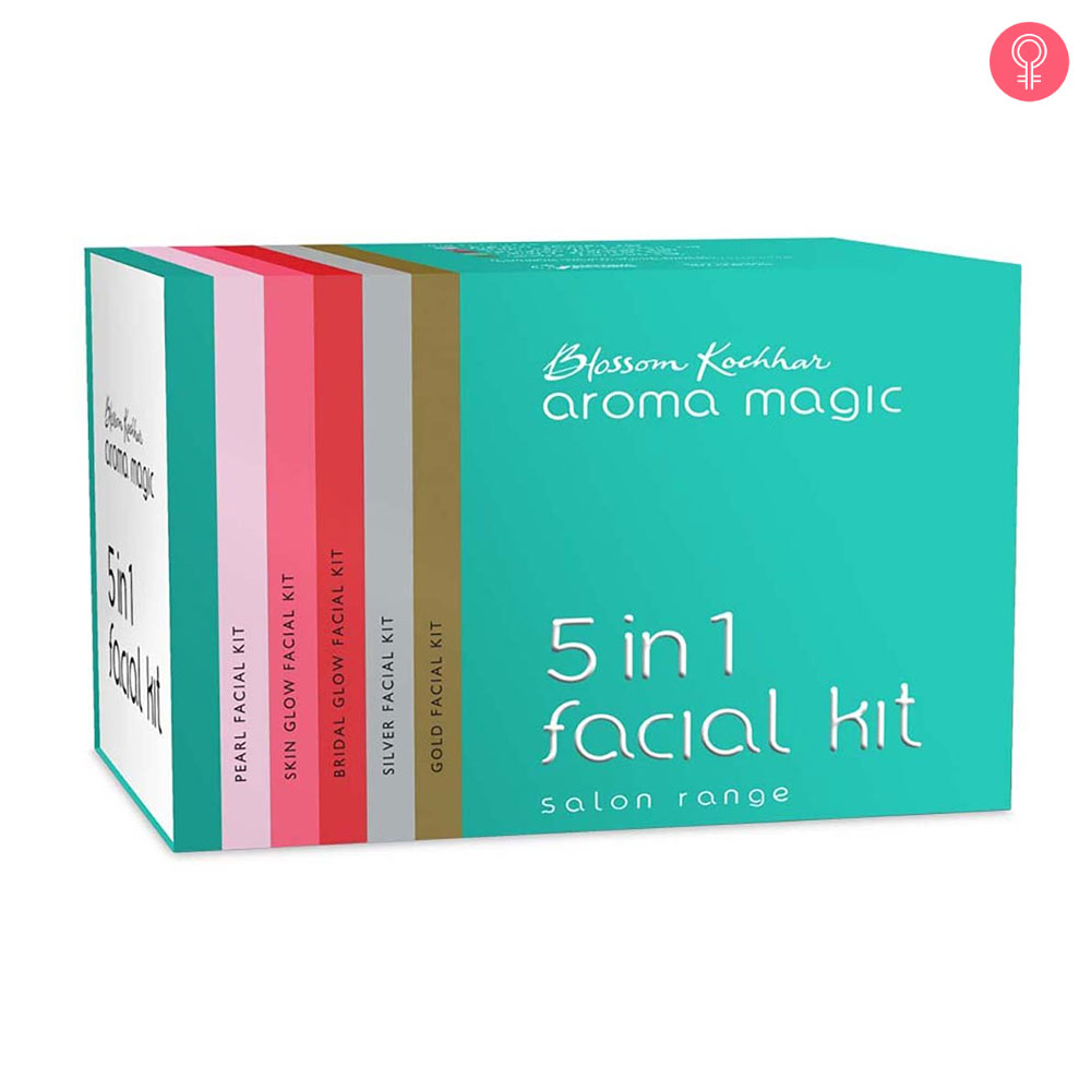 Aroma Magic 5 in 1 Facial Kit