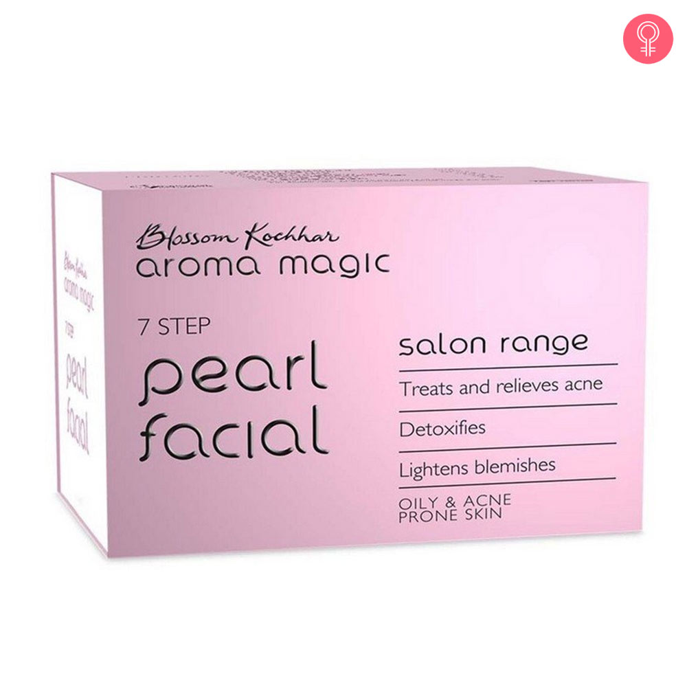 Aroma Magic Pearl Facial Kit