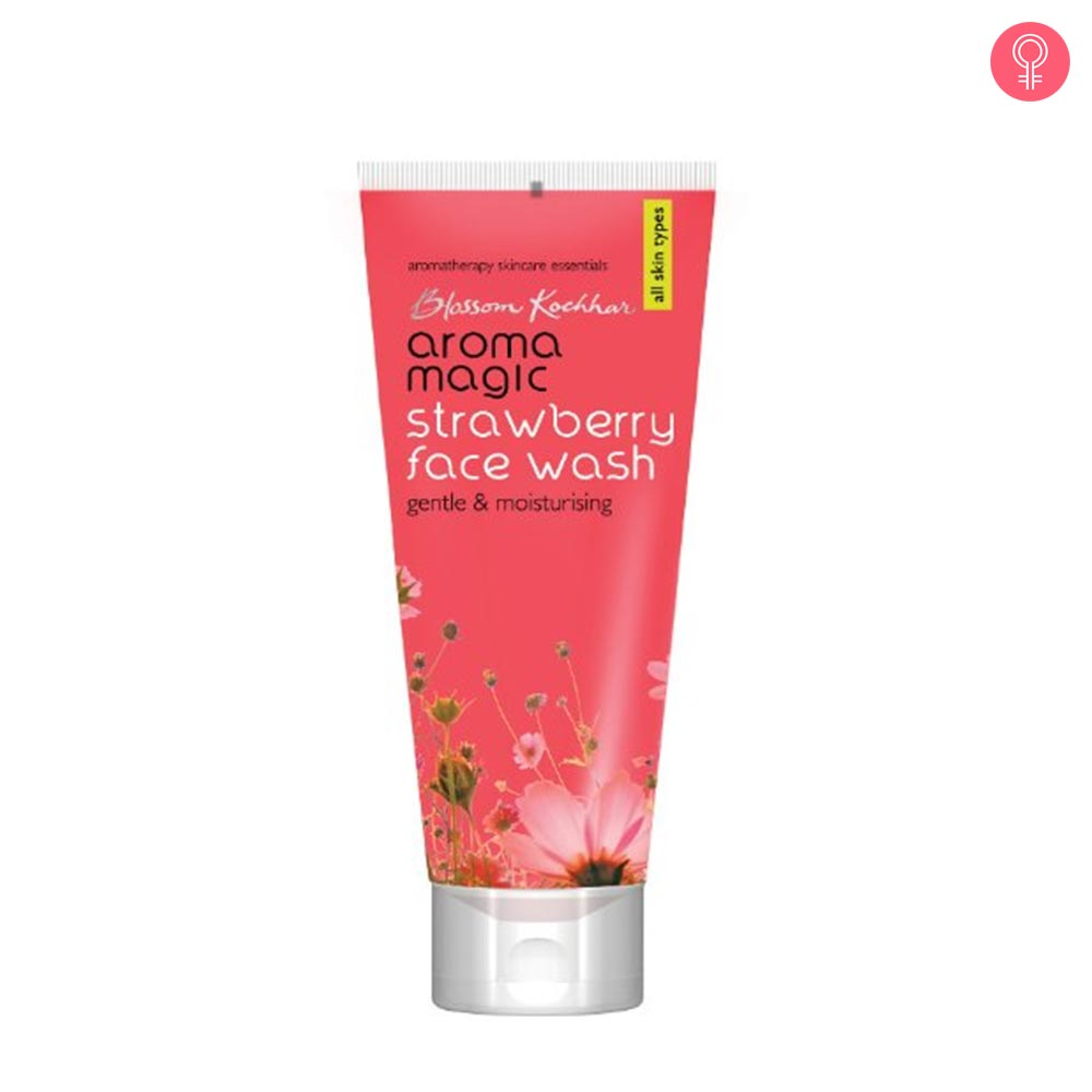 Aroma Magic Strawberry Face Wash