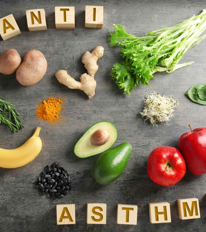 Asthma Diet in Hindi
