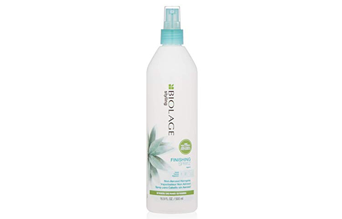 BIOLAGE Styling Freeze Fix Humidity-Resistant Hairspray