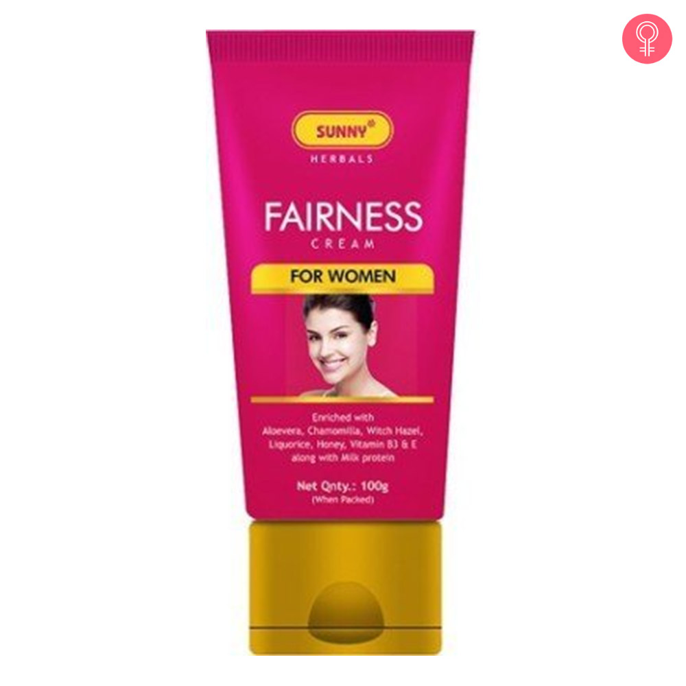Bakson's Sunny Herbals Fairness Cream