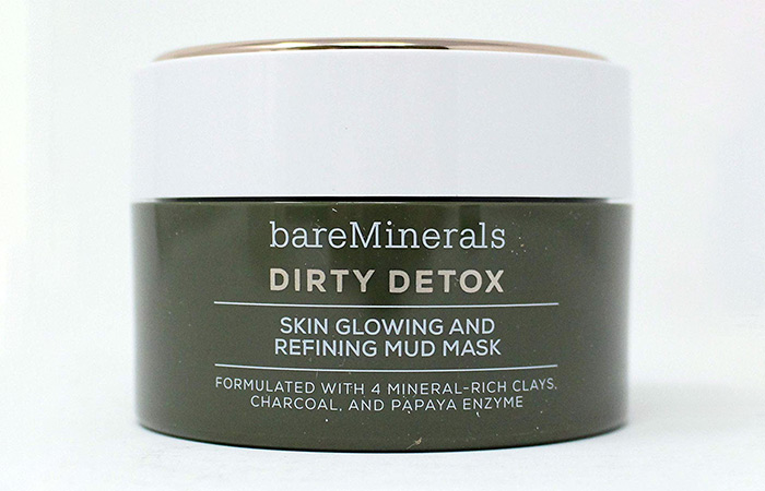 BareMinerals Dirty Detox Skin Glowing And Refining