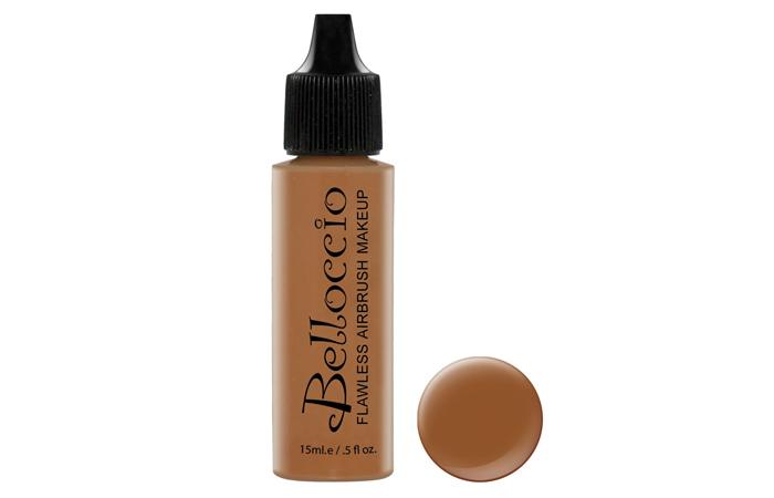 Belloccio's Professional Cosmetic Airbrush Makeup Foundation