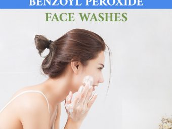 Best Benzoyl Peroxide Face Washes