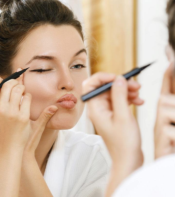 13 Best Eyeliners For Sensitive Eyes