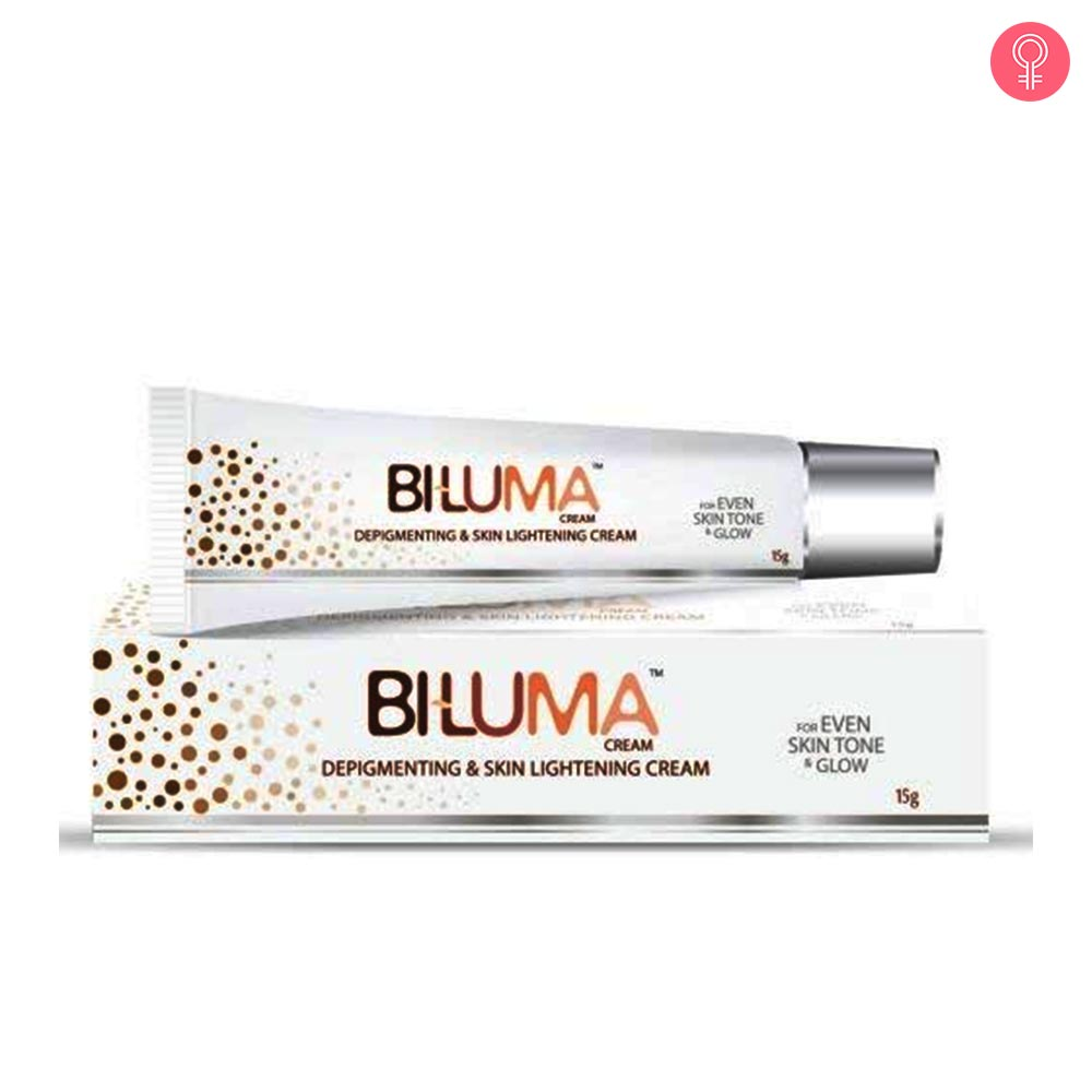 Biluma Depigmenting And Skin Lightening Cream