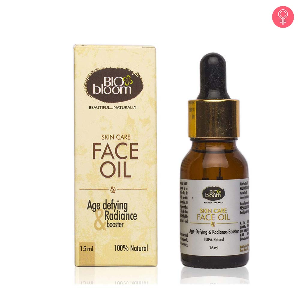 Biobloom Face Oil Age Defying & Radiance Booster