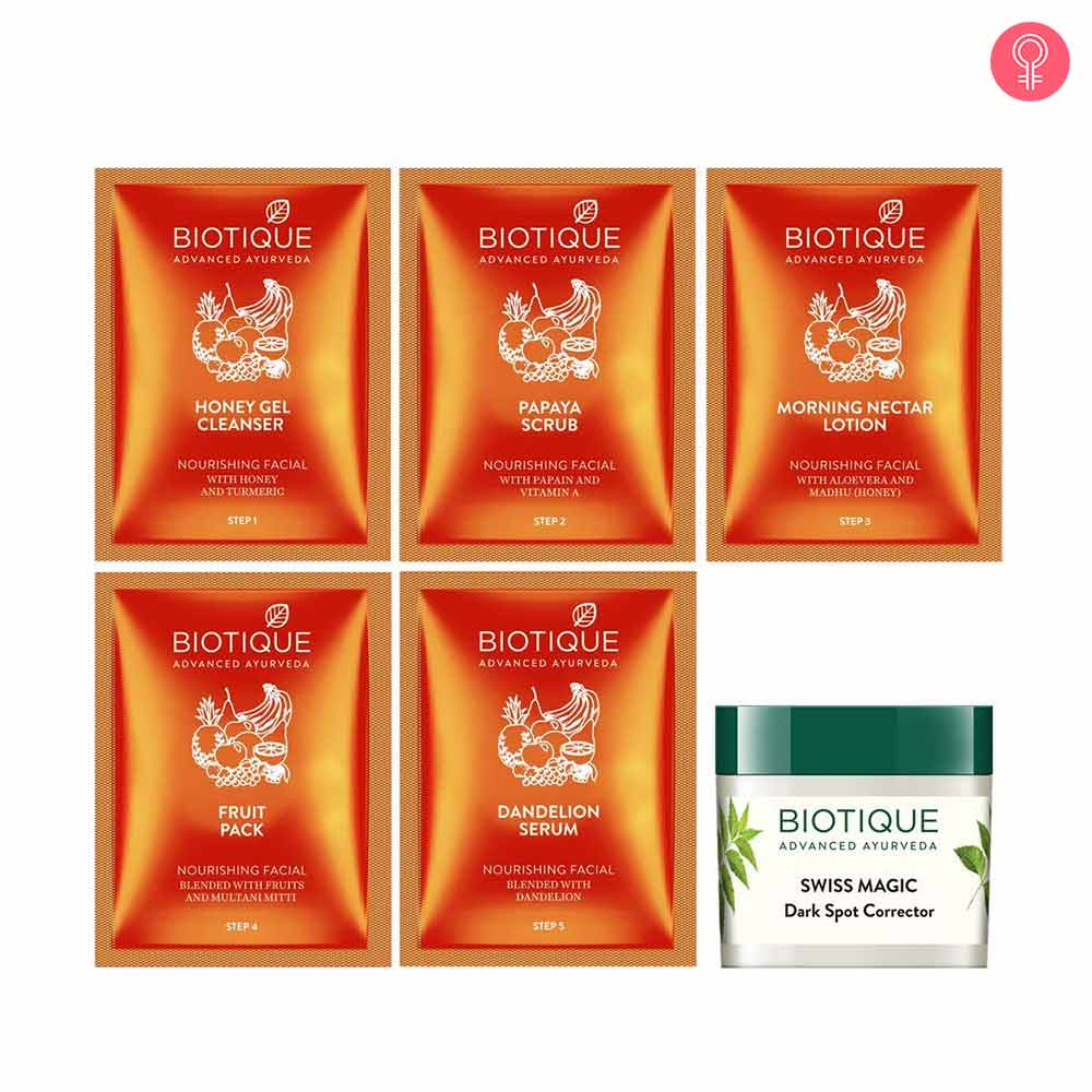 Biotique Bio Anti Tan Facial Kit