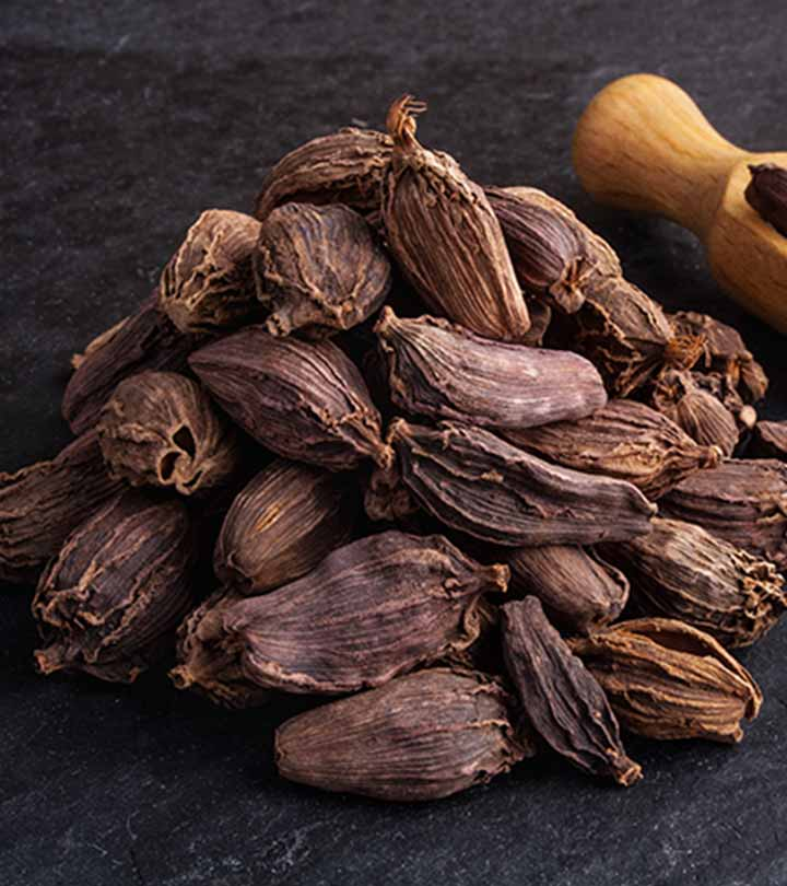 Black Cardamom (Badi Elaichi) Benefits, Uses and Side Effects in Hindi