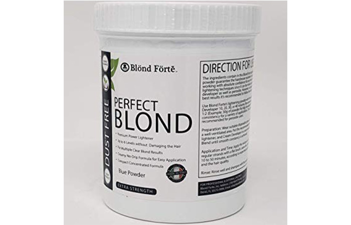 Blonde Forte Perfect Blond Extra