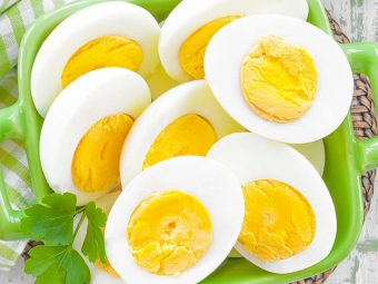 Boiled Egg Diet in Hindi