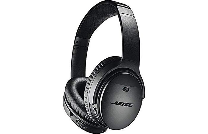 Bose QuietComfort 35 Wireless Bluetooth Headphones