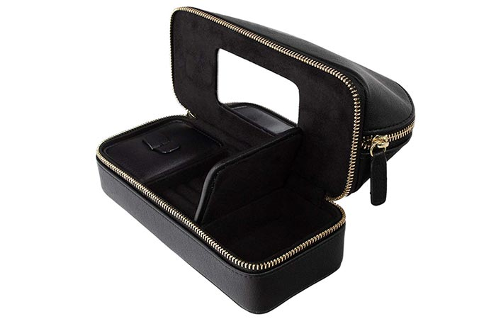 Brouk and Co. Duo Travel Organizer For Cosmetics And Jewelry