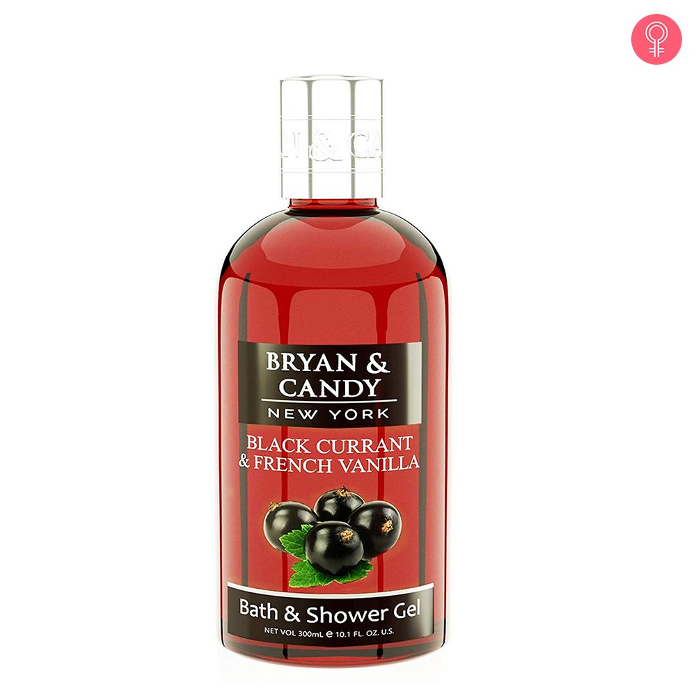 Bryan & Candy New York Black Currant and French Vanilla Shower Gel