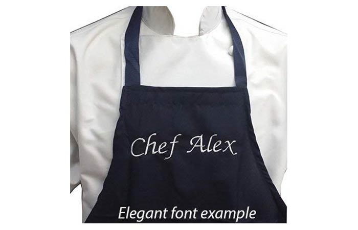 CHEFSKIN Personalized Apron