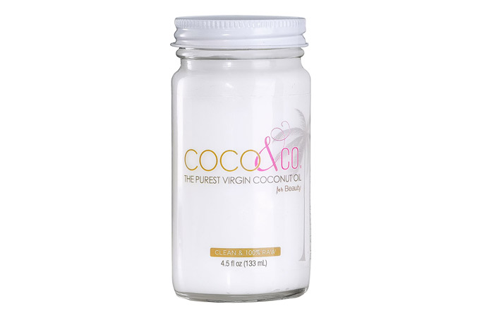 COCO & CO. The Purest Virgin Coconut Oil for Beauty
