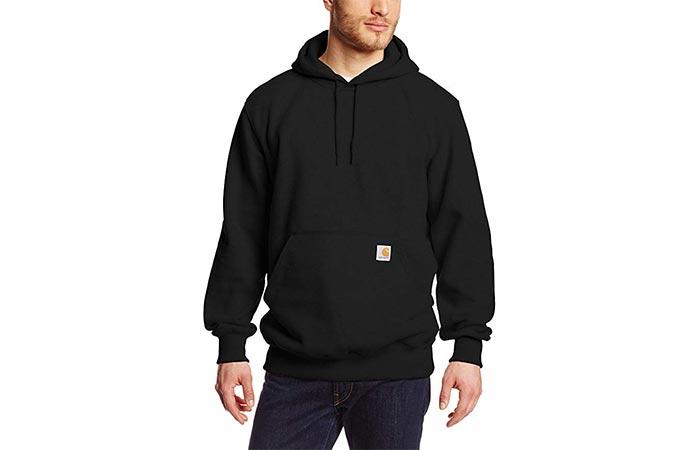 Carhartt Men's Big & Tall Rain Defender Paxton Heavyweight Hooded Sweatshirt