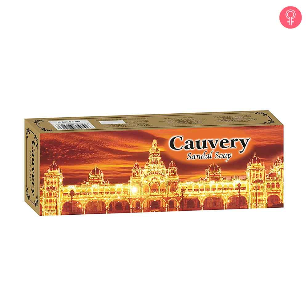 Cauvery Sandal Soap