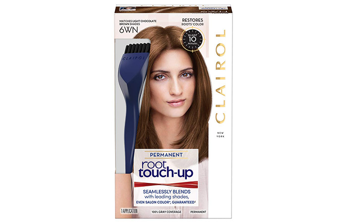Clairol Nice 'n Easy Permanent Root Touch-Up