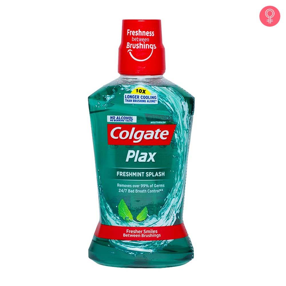 Colgate Plax Freshmint Splash Mouthwash