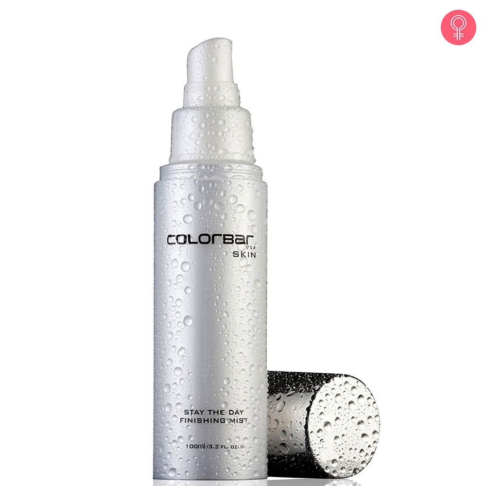 Colorbar Skin Stay The Day Finishing Mist