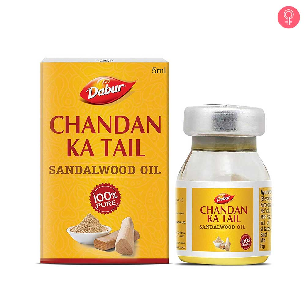 Dabur Sandalwood Edible Oil Chandan Ka Tail