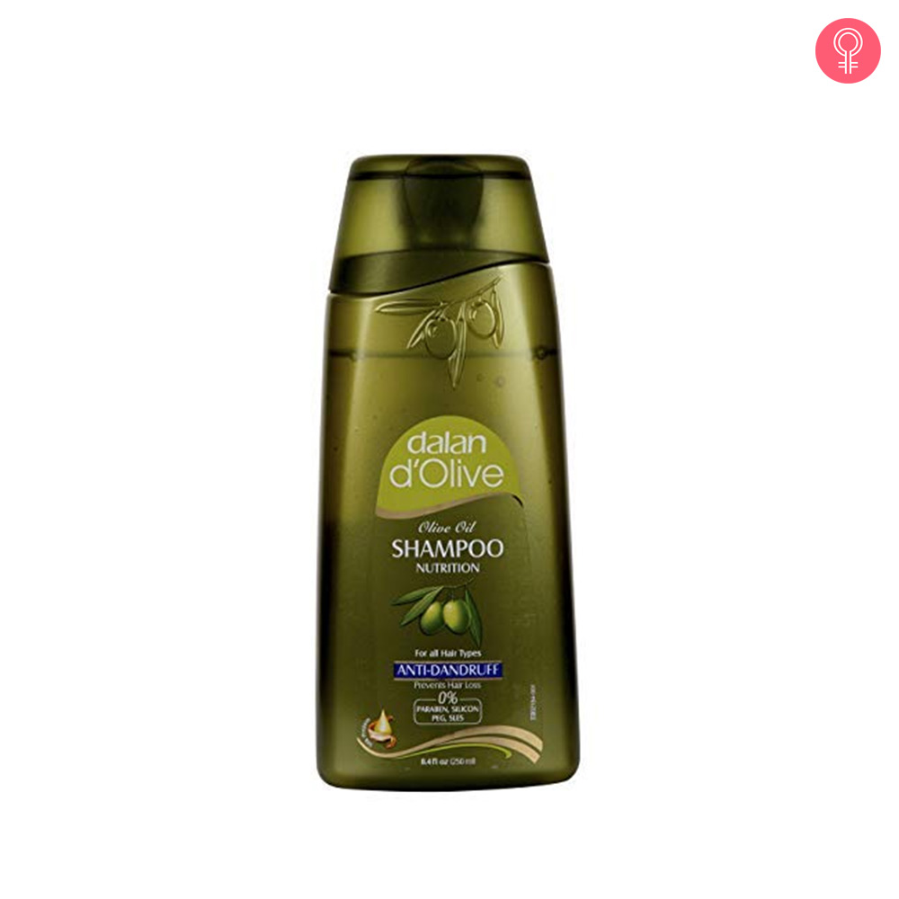 Dalan D'Olive Olive Oil Anti Dandruff Shampoo