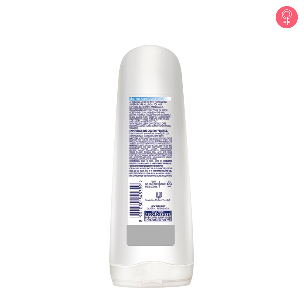 Dove Hair Therapy Dryness Care Conditioner