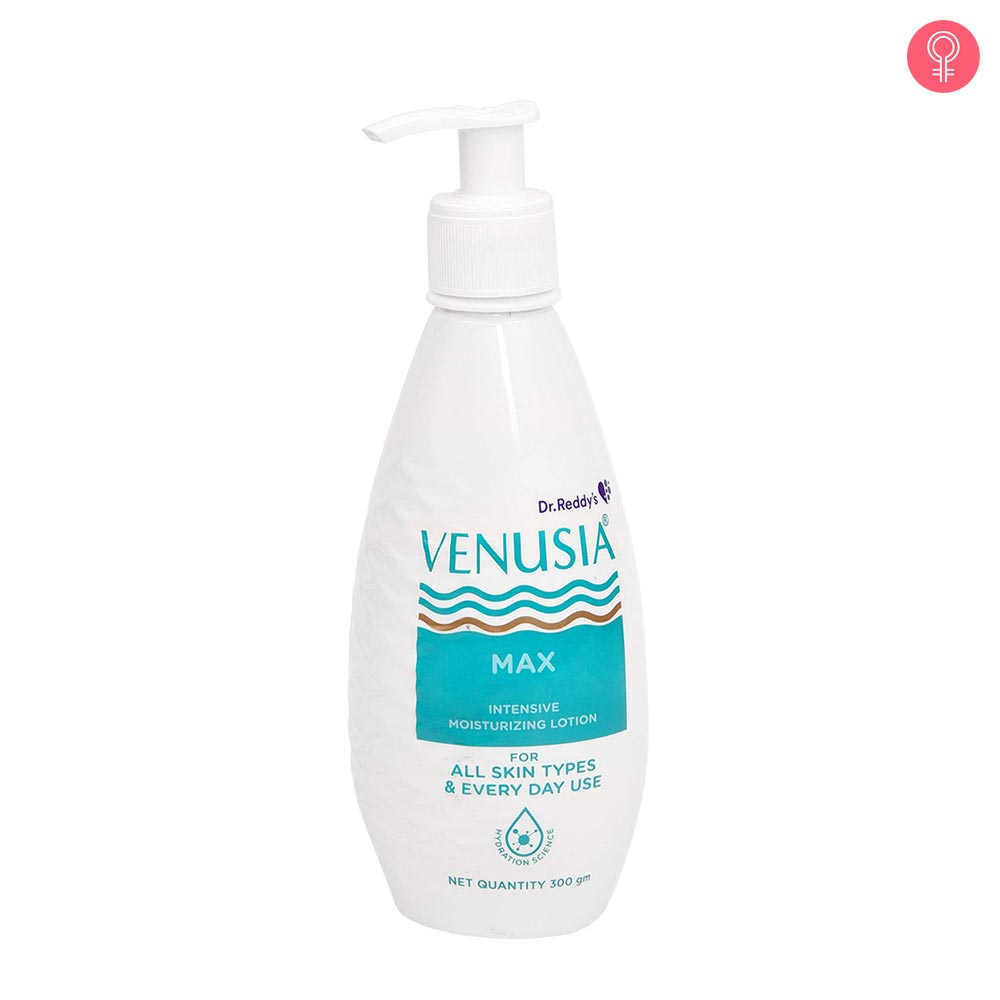 Dr. Reddy's Venusia Max Intensive Moisturizing Lotion