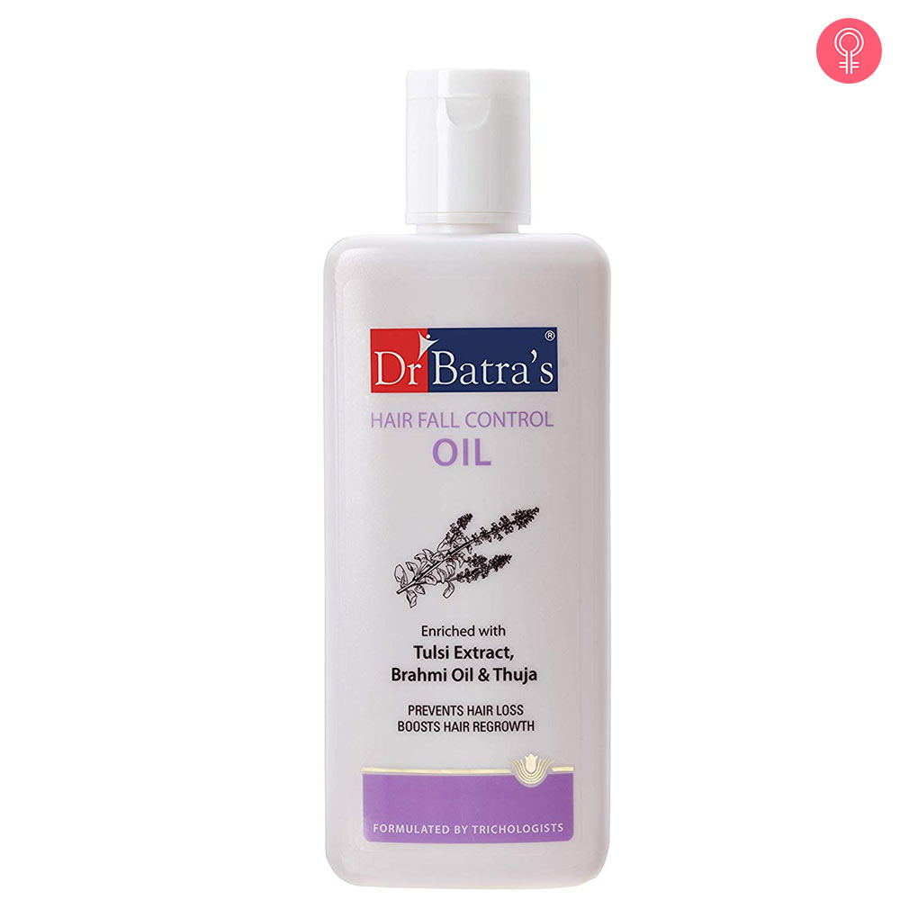 Dr Batra's Hair Fall Control Oil