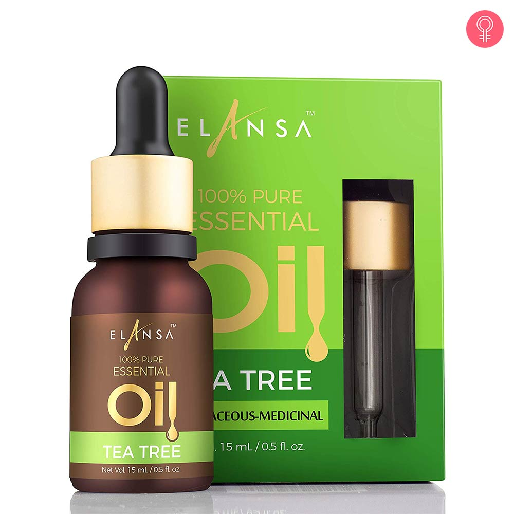 Elansa 100% Pure Tea Tree Essential Oil