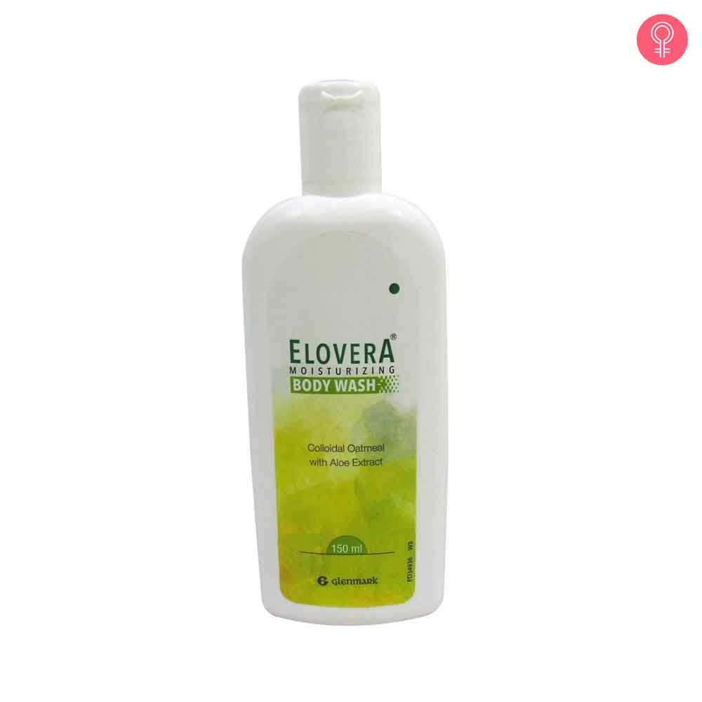 Elovera Moisturizing Body Wash