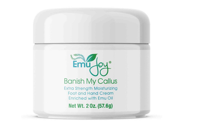 Emu Joy Banish My Callus Foot And Hand Cream