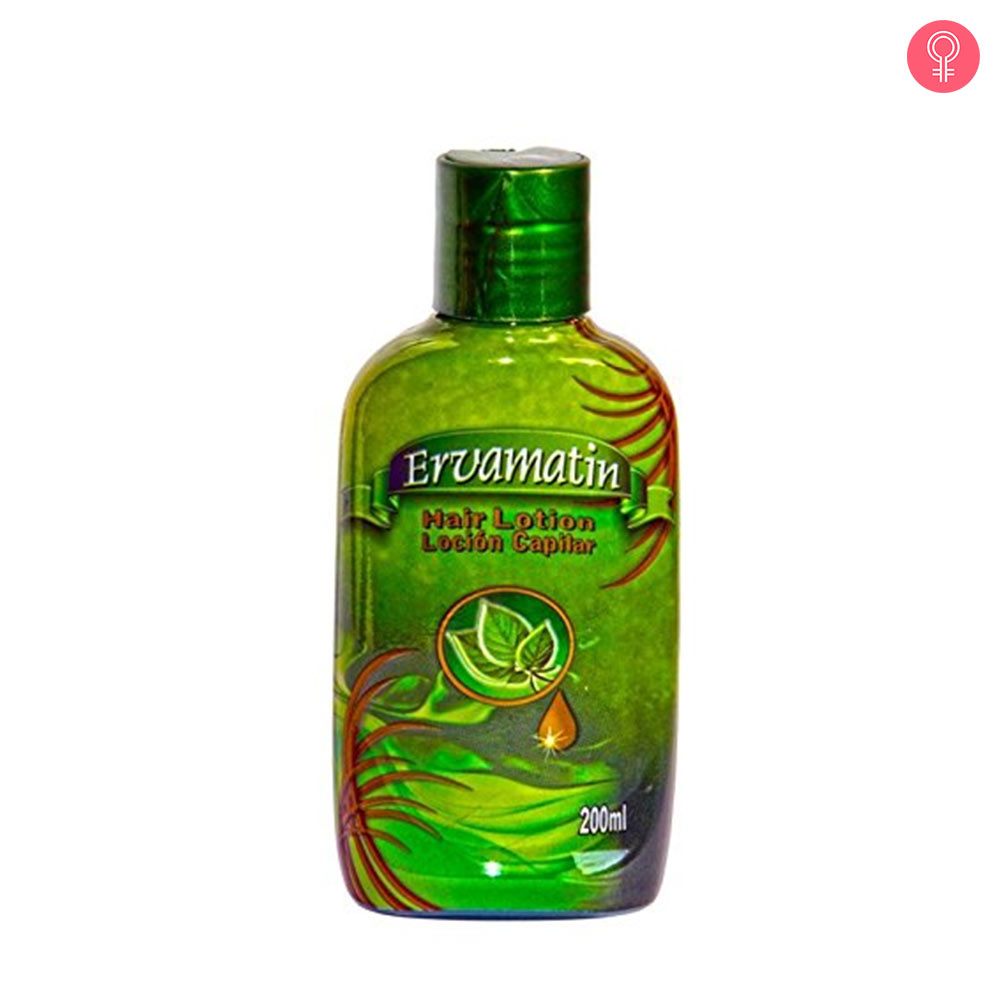 Ervamatin Hair Lotion