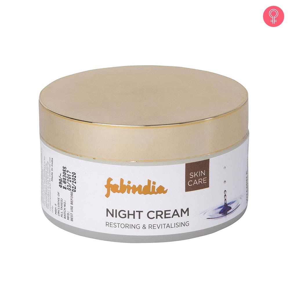 Fabindia Vitamin E Night Cream