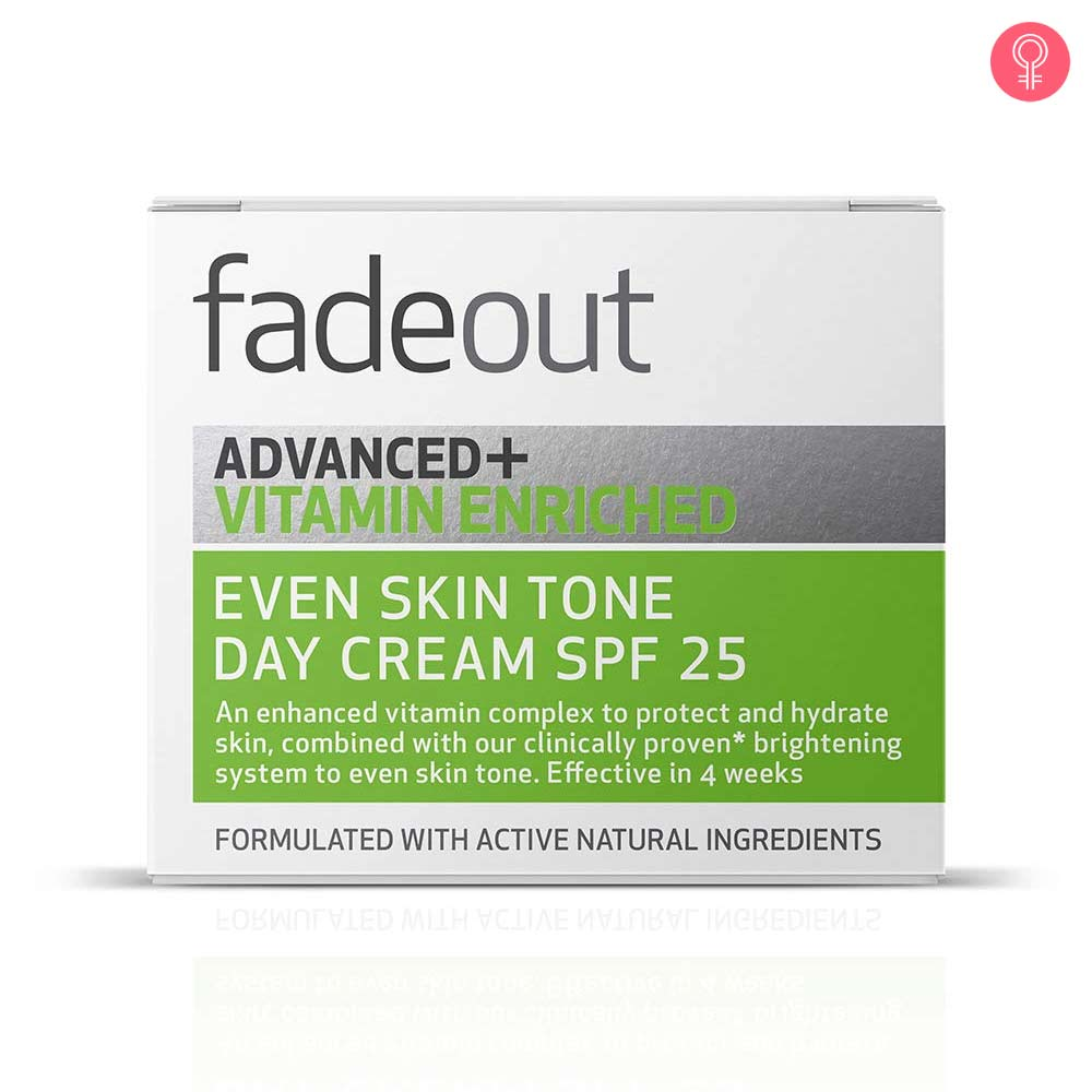 Fade Out Advanced+ Vitamin Enriched Whitening Day Cream