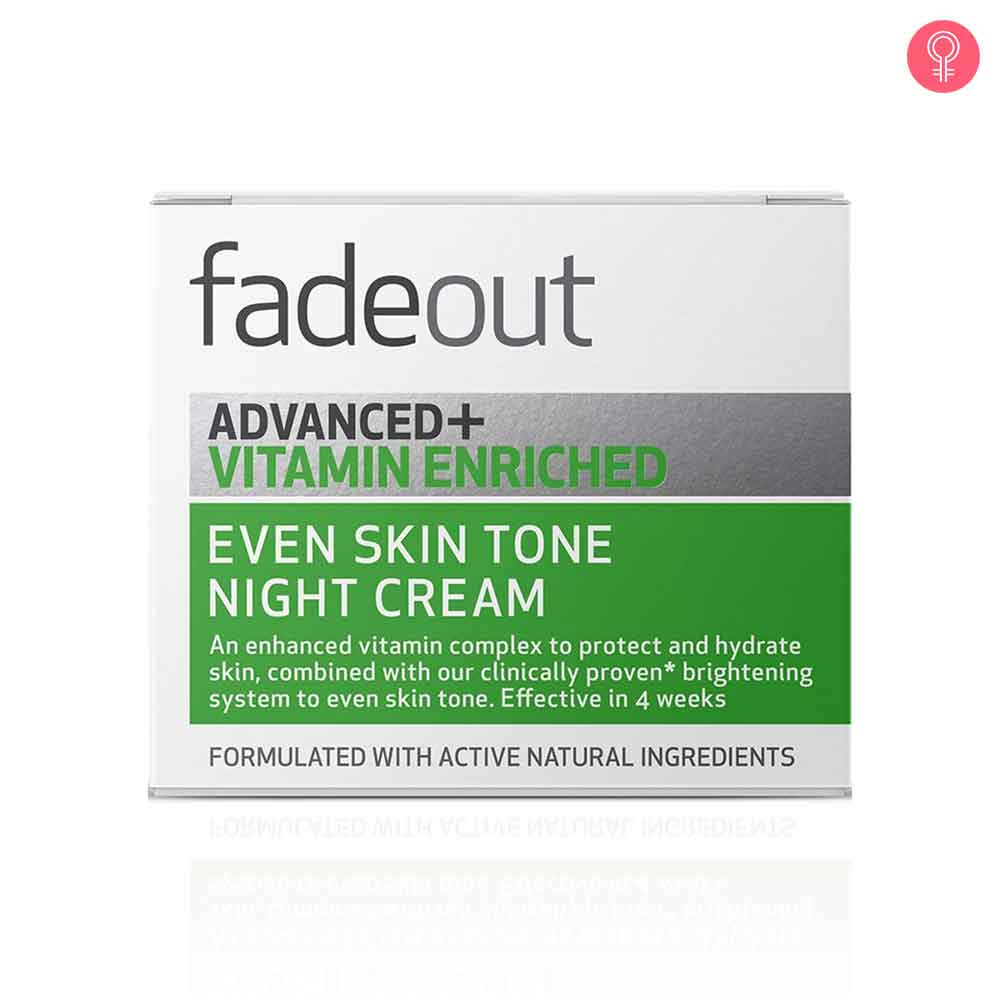 Fade Out Advanced Whitening Night Cream