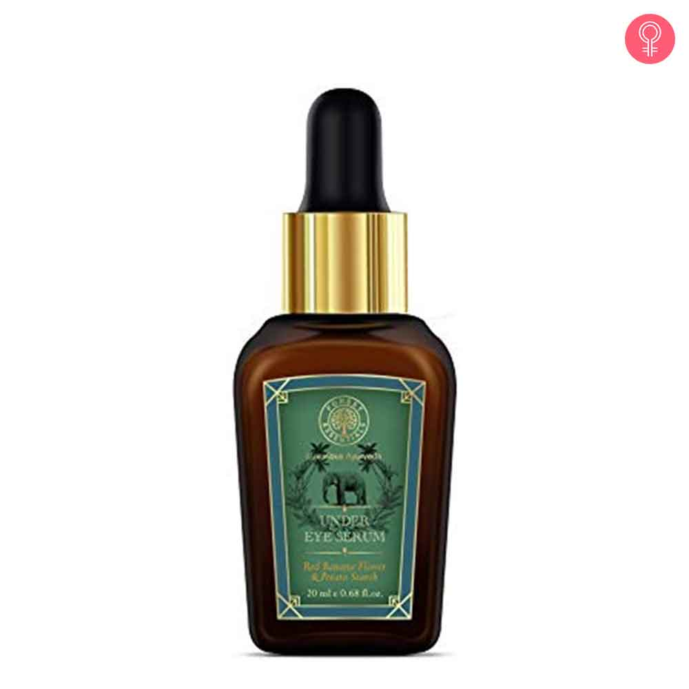 Forest Essentials Under Eye Serum