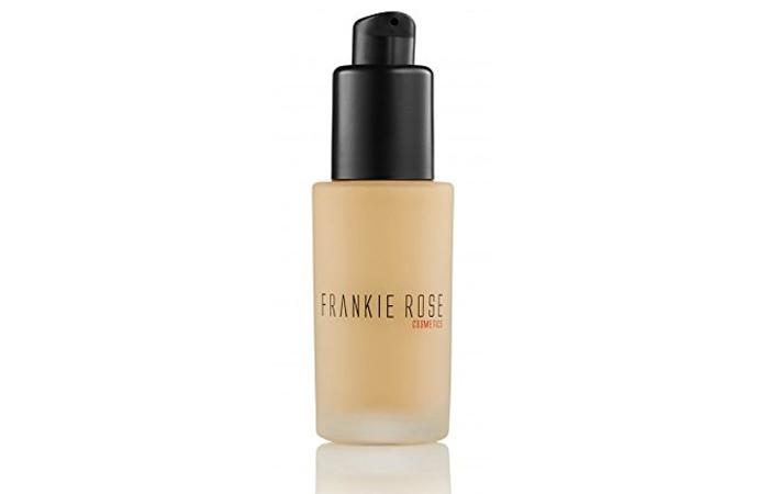 Frankie Rose Cosmetics Matte Perfection Foundation