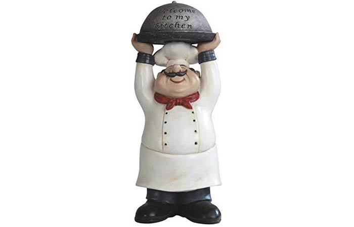 "GSC Chef ""Welcome to My Kitchen"" Figurine"