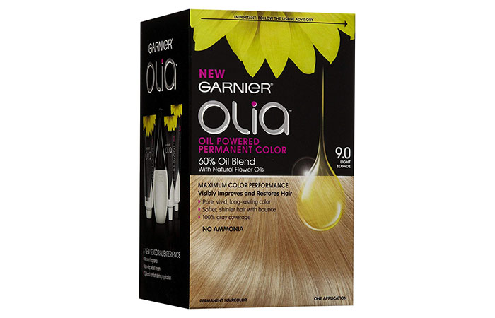 Garnier Olia Ammonia-Free Brilliant Color